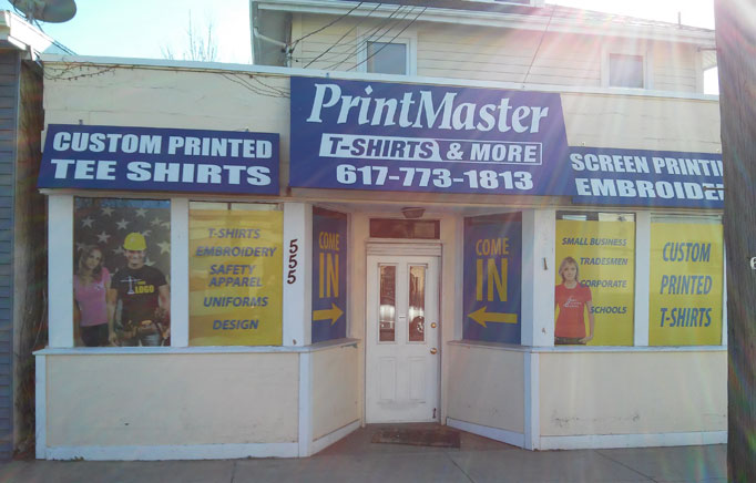 Sign & Banner Printing Weymouth, MA
